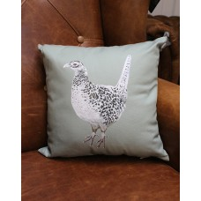 Pheasant Cushion (female)