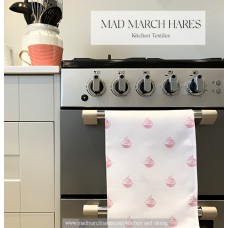 Cupcake Tea Towel