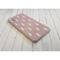 Hare Phone Case Vintage Heather