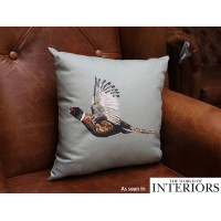 Pheasant Cushion (Male)
