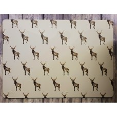 Highland Stag Placemats, Set of 6
