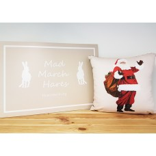 Santa Claus Cushion