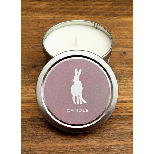 Hare Candle Vintage Heather