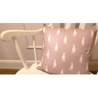 Hare Cushion Vintage Heather