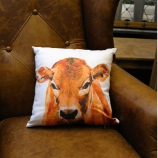 Jersey Cow Cushion